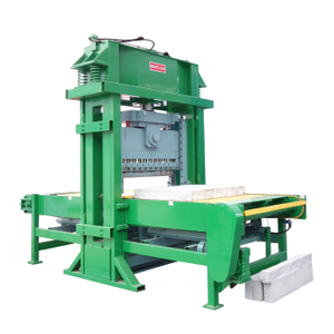 Hydraulic Splitting Machine - Closed Frame Type