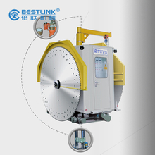 Bestlink Factory Granite Quarry Block Cutting Machine