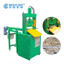 Cultured Stone Veneer Mosaic Cutting Machine