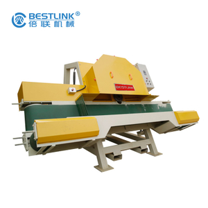 L Shaped Corner Stone Saw Cutting Machine 30hp 60hp
