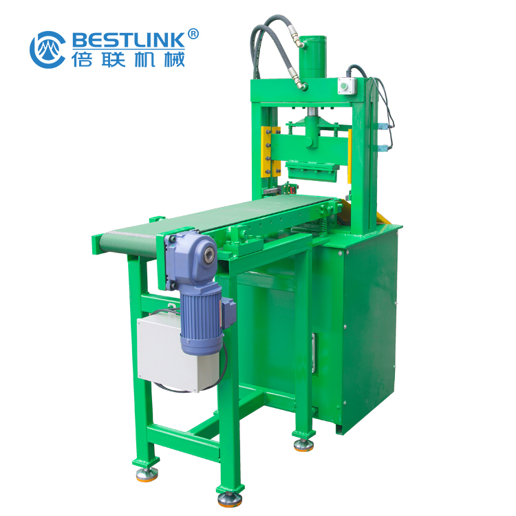 wall cladding stone splitting machine 4