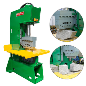 Hydraulic Marble Granite Stone Splitting Cutting Machine