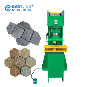 Bestlink Factory Pattern Tiles Press and Stamping Machine