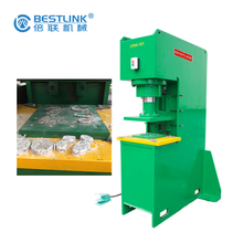 Bestlink Factory 40 Moulds Multifuctional Decorative Stone Tile Stamping Machine