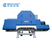 Bestlink Factory Thin Stone Veneer Rock Sawing System with Belt 30HP 60HP