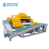 Bestlink Factory Irregular Thin Stone Veneer Corner Saw Cutting Machine with Belt