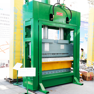 Semi Automatic Stone Concrete Block Splitting Machine
