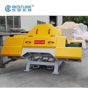 Bestlink factory 30HP 60HP Thin Stone Saw Cutting Machine for Basalt Stone