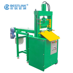 semi automatic mosaic stone splitting machine