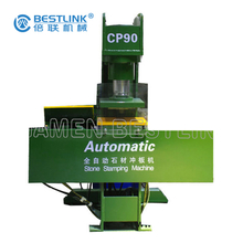 Bestlink Factory Cutting Stamping and Splitting Machine for Culture Stone/Paving Stone